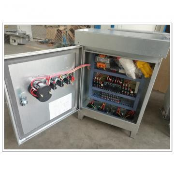 Andamio eléctrico colgante de aluminio 380V 50HZ